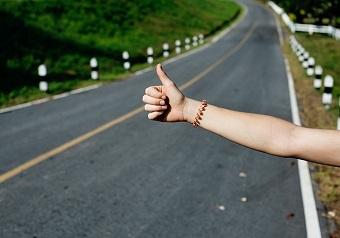 Nathan, 22 ans : 'Je voyage en stop'