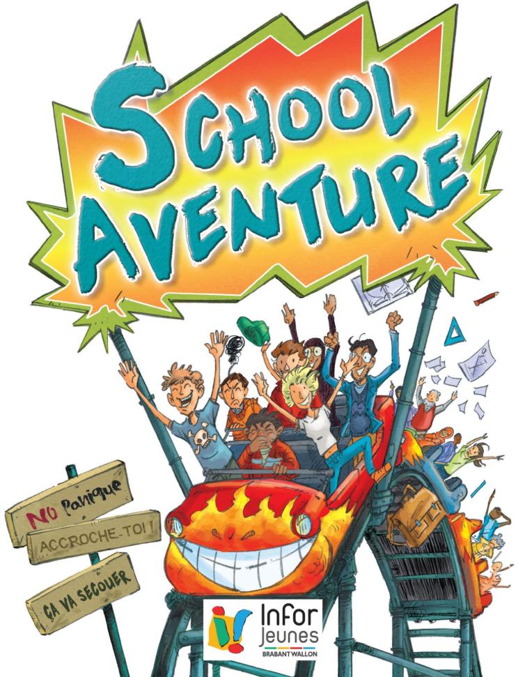 School Aventure IJ BW