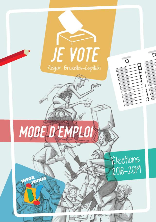 Je vote - Bxl capitale
