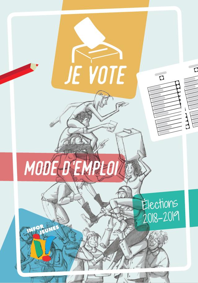 Élections, J-6 : Infor Jeunes rappelle les bases aux primo-votants … et à leurs parents !
