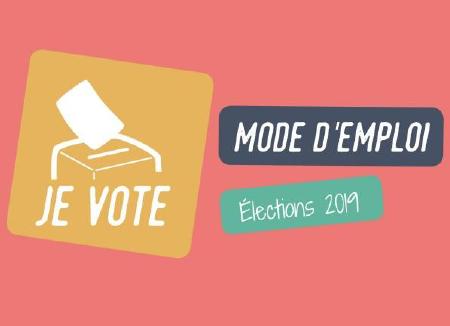 Formation sur les élections : En mai 2019, je vote encore !