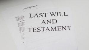 En savoir plus sur le testament