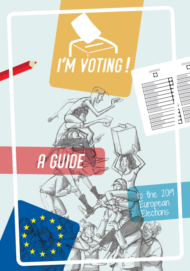 Je vote - europe - EN