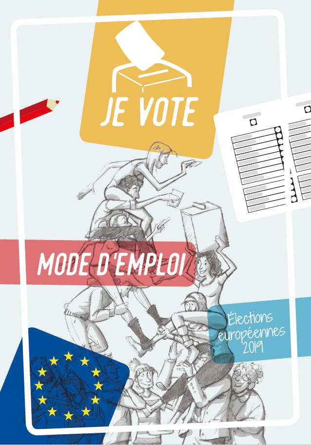 Je vote - europe - FR