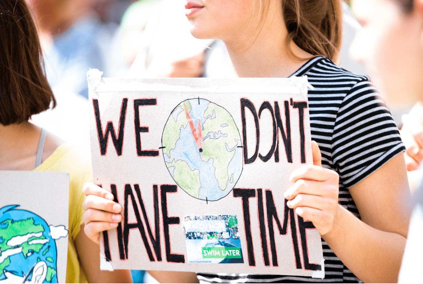 Marches pour le climat : peux-tu t'absenter de l'école ?