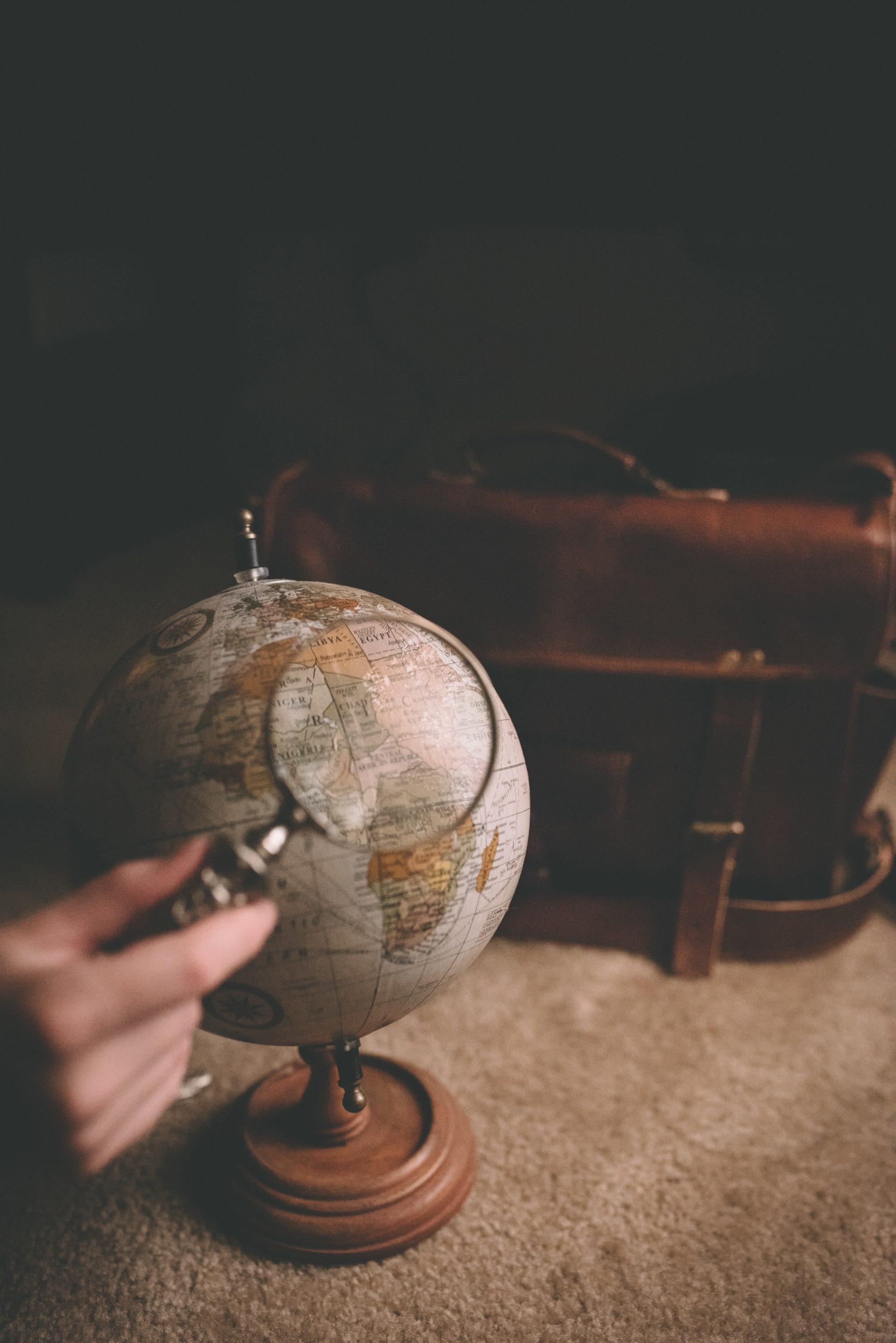 Découvrir le monde avec EXPEDIS