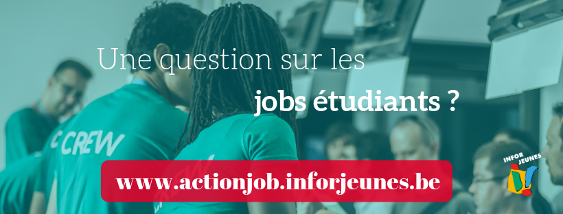 Pour cet été ou pour toute l'année, Infor Jeunes aide les étudiants à trouver leur job !