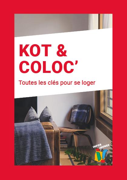 Kot & Coloc' :  toutes les clés pour se loger