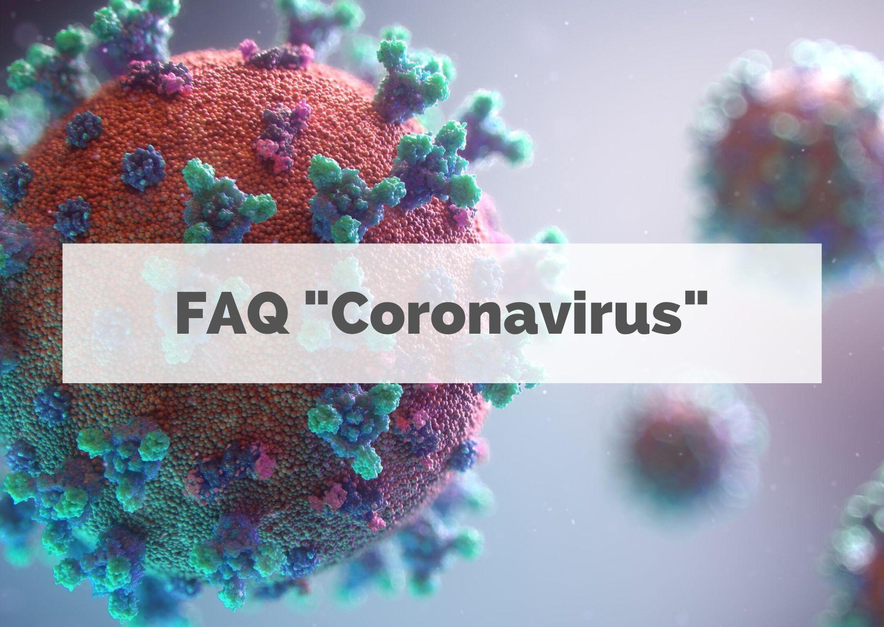 La chronique du mercredi : questions-réponses sur l'impact du coronavirus (part. 1)
